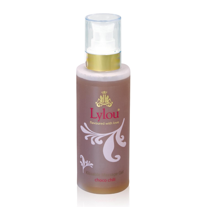 Lylou - Kissable Massage Gel - Choco Chili - 125ml