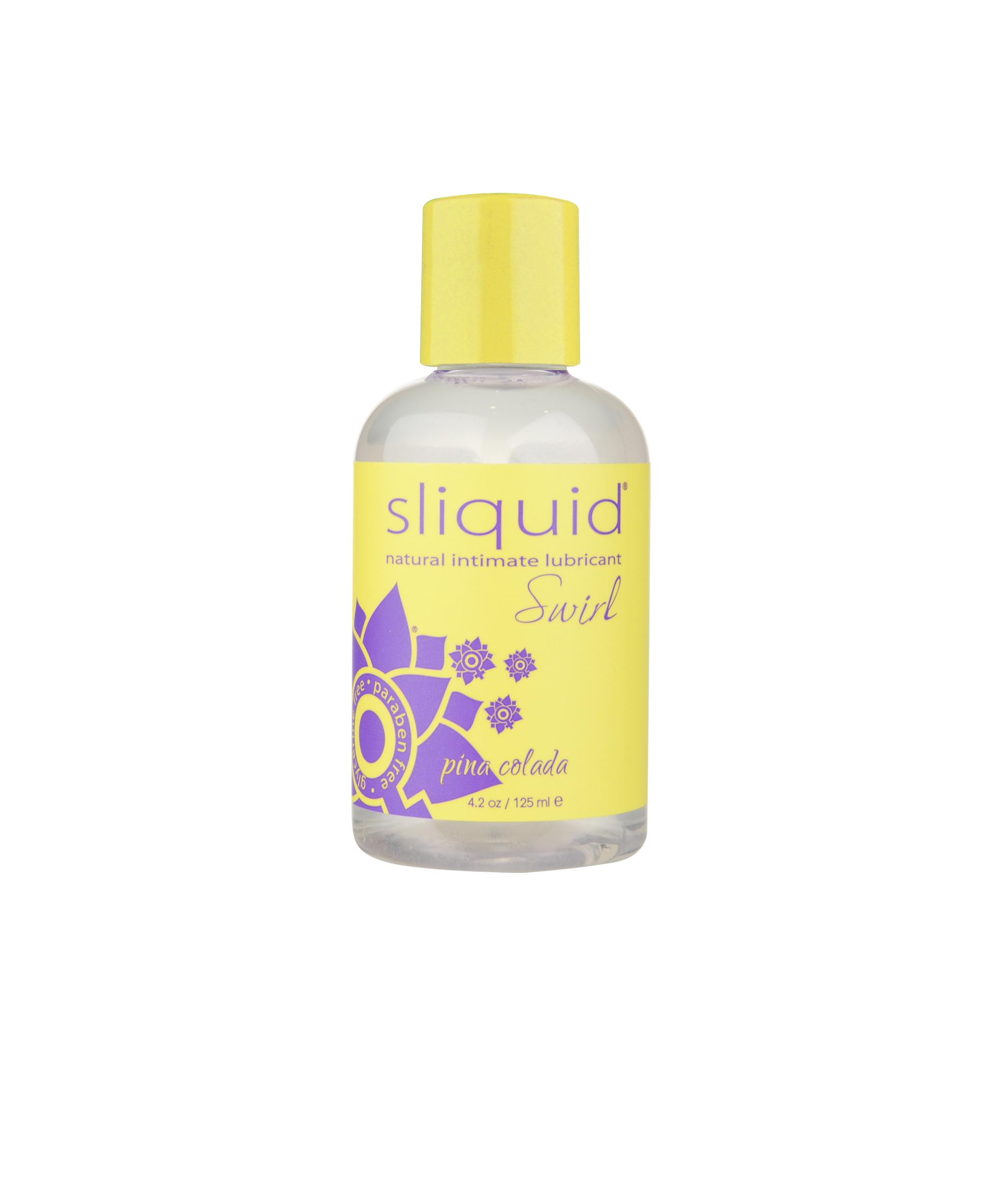 Sliquid - Naturals Swirl - Pina Colada - 125ml