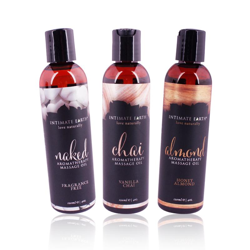 Intimate Earth - Chai Massage Oil - 120ml