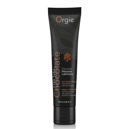 Orgie - Lube Tube - Chocolate - 100ml