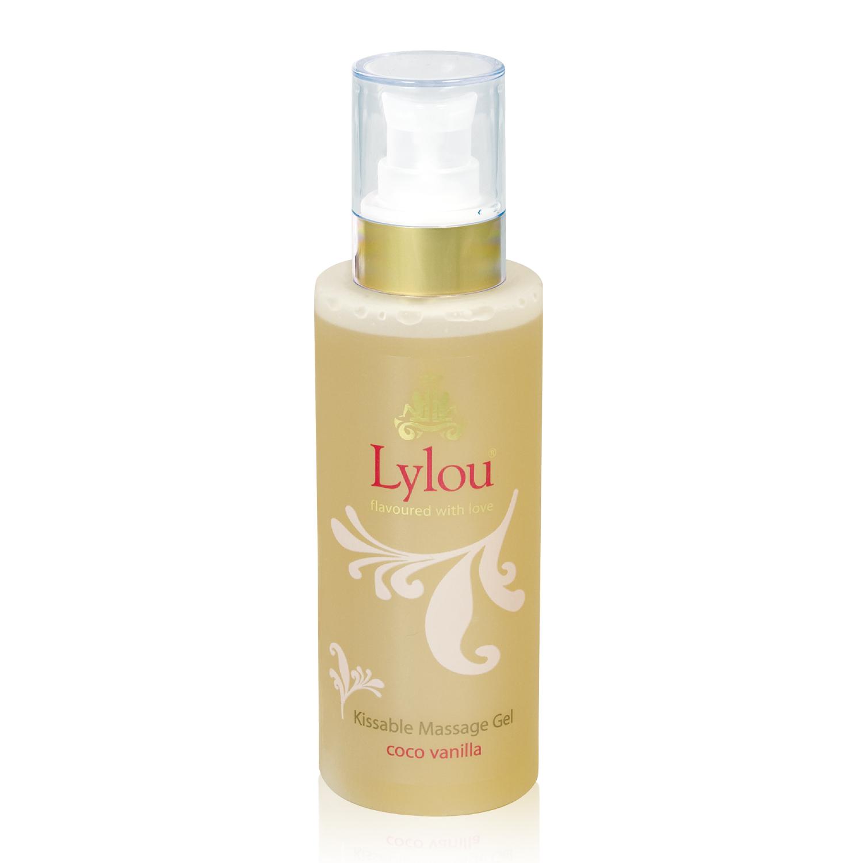 Lylou - Kissable Massage Gel - Coco Vanilla - 125ml