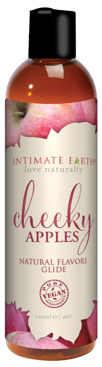 Intimate Earth - Cheeky Apples Natural Flavor Glide - 120ml