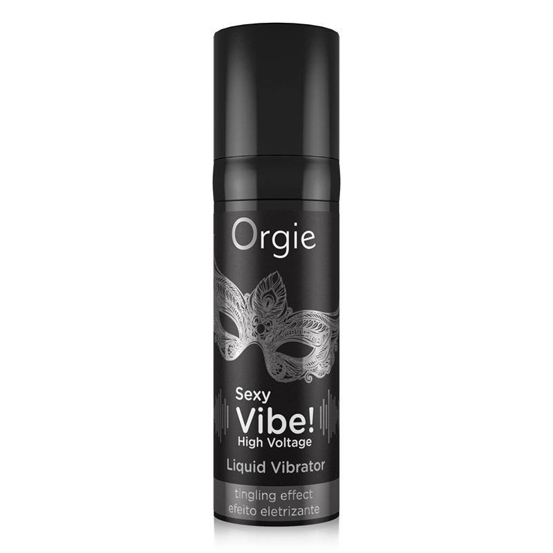 Orgie - Sexy Vibe - High Voltage - 15ml